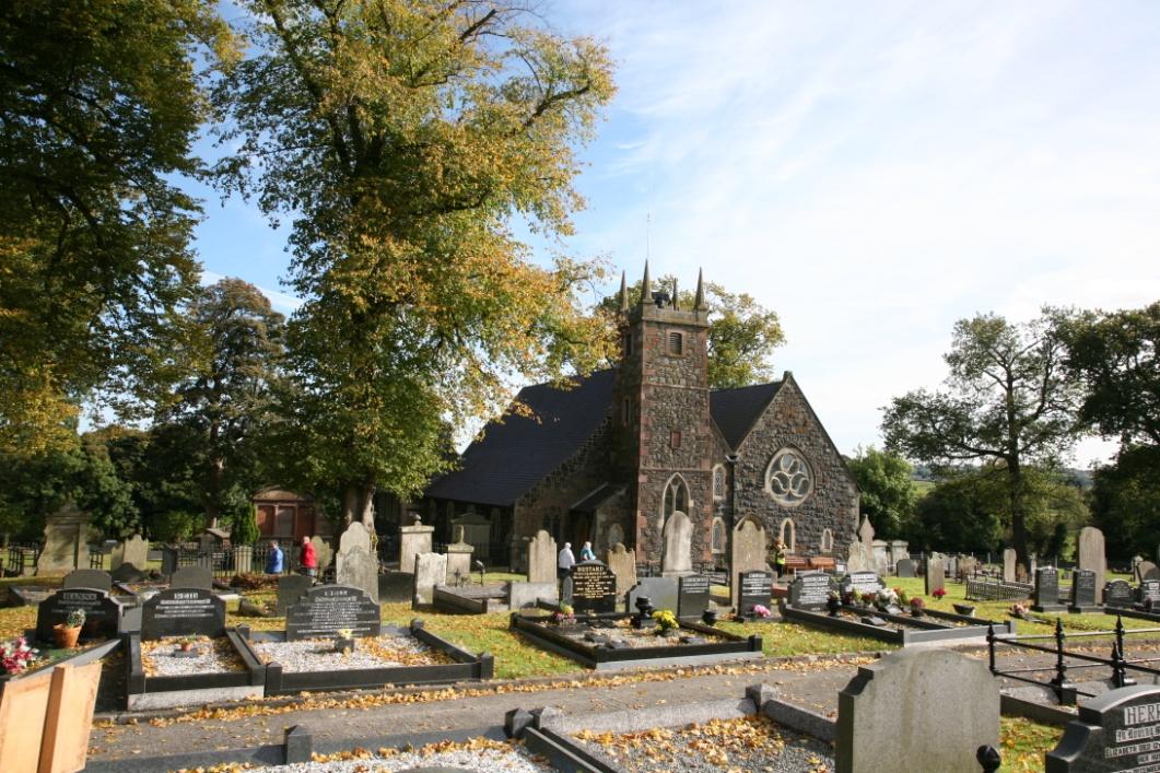 Church and Churchard